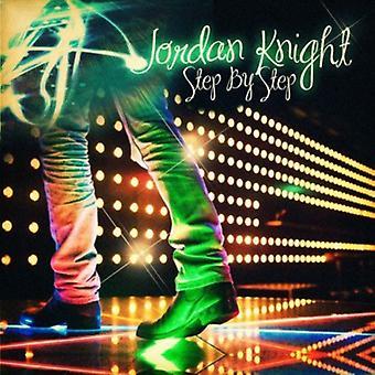 Jordan Knight - askel askeleelta [CD] USA tuonti