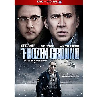 Frozen Ground [DVD] USA import