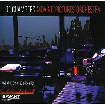 Joe Chambers - Joe Chambers Moving Pictures Orchestra [CD] USA import