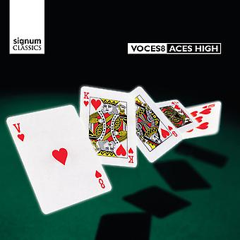 Voces8 - Aces High [CD] USA import