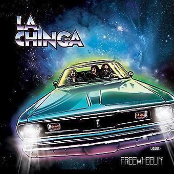 La Chinga - Freewheelin' [CD] USA import
