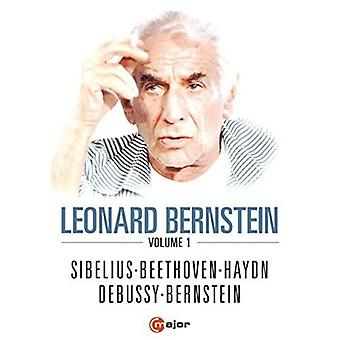Leonard Bernstein 1 [DVD] USA import