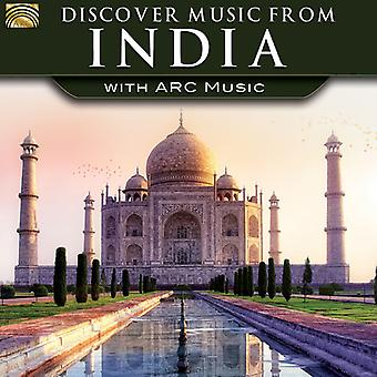 Discover Music From India with Arc Music - Discover Music From India with Arc Music [CD] USA import