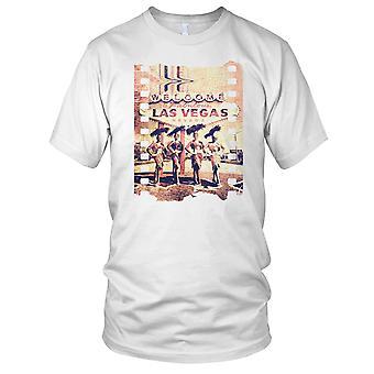 Fabelaktig Vegas - Velkommen til Las Vegas - DJ stranden Ibiza Party damer T skjorte