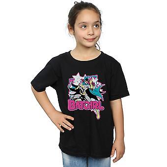 DC Comics Girls Batgirl Sprung T-Shirt