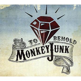 Monkeyjunk - To Behold [CD] USA import