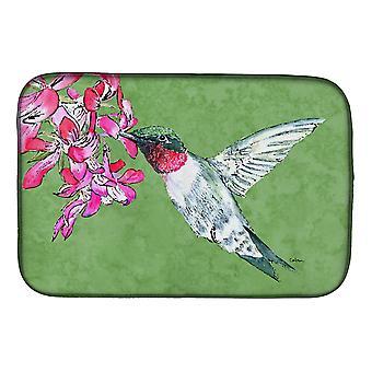 Carolines tesori 8886DDM Hummingbird piatto essiccazione Mat