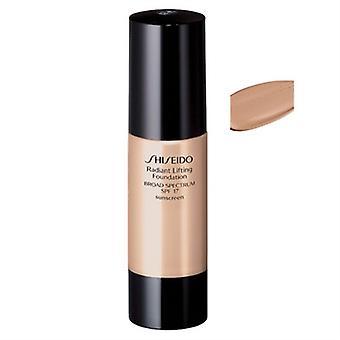 Shiseido радиант подъема фонд SPF17 160 природного глубоко слоновой кости 1.2oz/30 мл