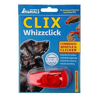 Company Of Animals - Clix Whizzclick Dog Training Aid Toy x 3 pack