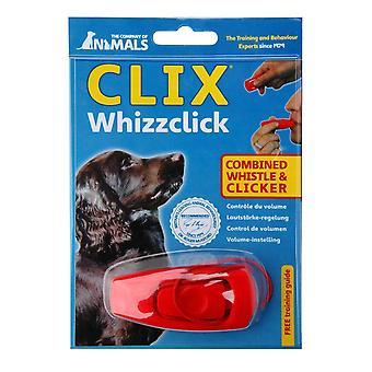 Gesellschaft von Tieren - Clix Whizzclick Training Hilfe Hundespielzeug x 3er-pack