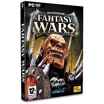 Fantasy Wars (PC DVD)-nytt
