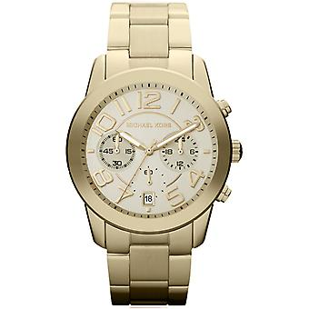 Michael Kors damenes Mercer Chronograph Watch MK5726