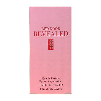 Elizabeth Arden Red Door Revealed Eau De Parfum Spray 0.85Oz/25ml In Box