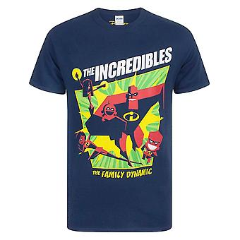 The Incredibles 2 Mens The Family Dynamic T-Shirt