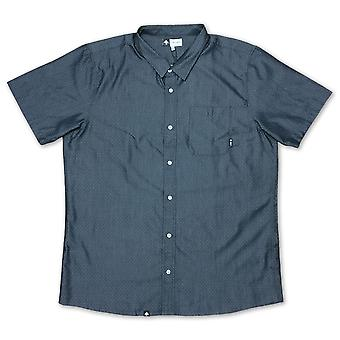 Lrg RC Dot Chambray Woven Shirt Black
