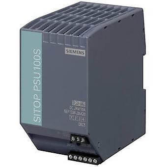 Siemens SITOP PSU100S 24 V/10 en Rail monterad PSU (DIN) 24 V DC 10 A 240 W 1 x