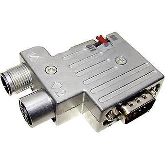 Provertha 40-1392122 I-Net Profibus Metal Plug Connector Adapter, Terminator