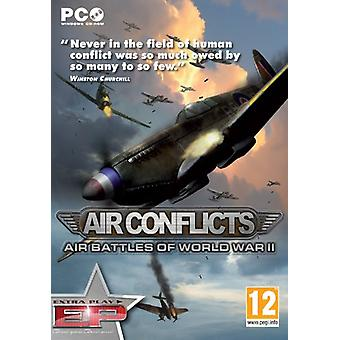 Air Conflicts - Extra Play (PC CD) - Neu