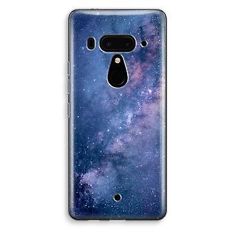 HTC U12 + przezroczyste przypadku (Soft) - mgławica