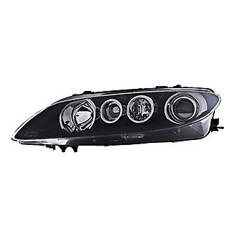 HELLA 354455071 Driver Side Headlight Assembly