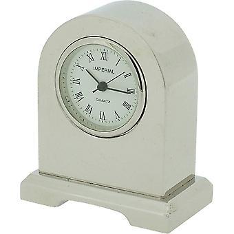 Cadeau produits Norman arche Miniature horloge - Silver