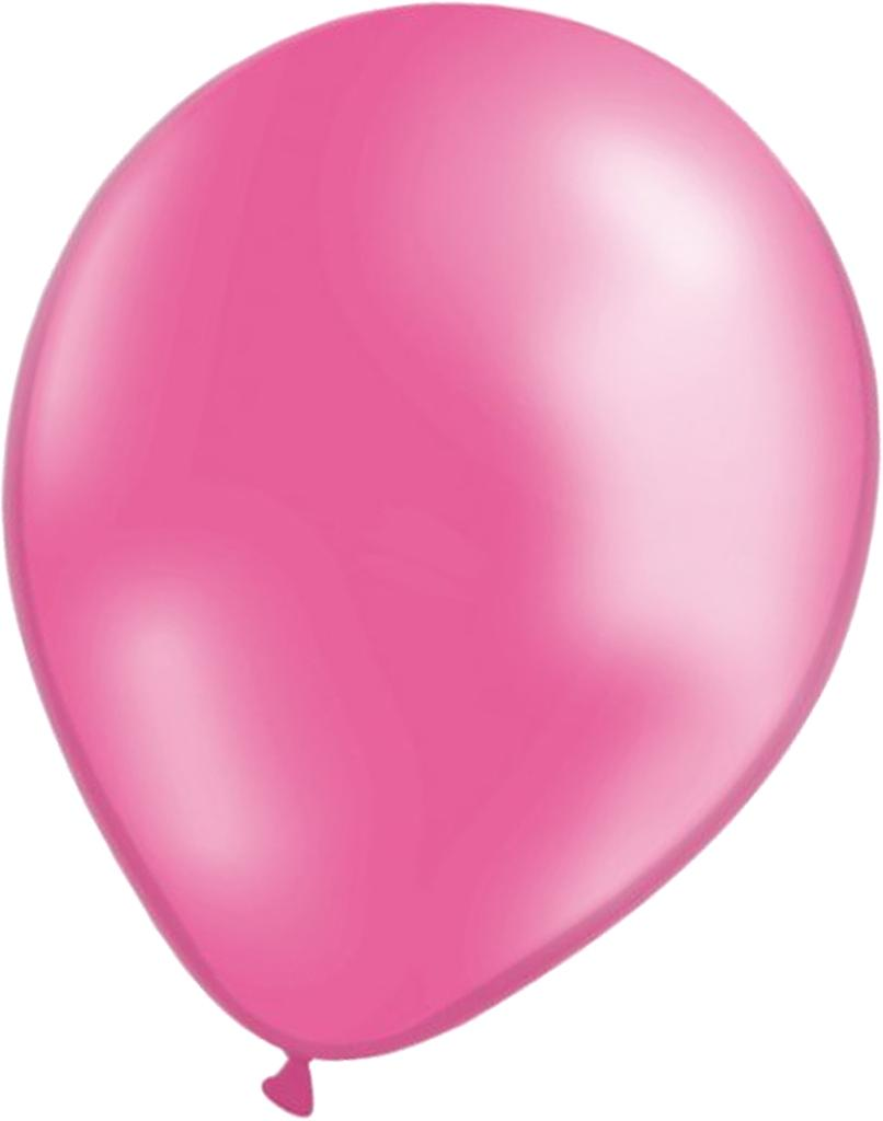 Ballonger Rosa 25-pack