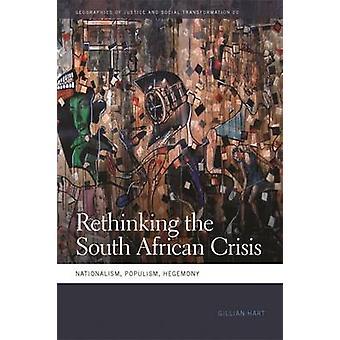Repensando o populismo de crise Sul-Africano - nacionalismo - - Hegemon