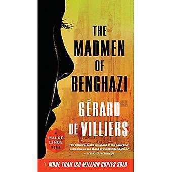 The Madmen of Benghazi (Malko Linge Novel)