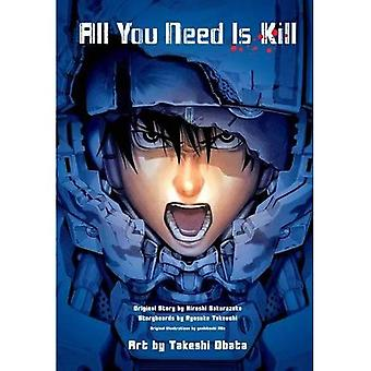 All You Need est Manga Kill 2-en-1 (All You Need est tuer (manga))