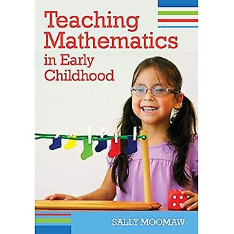 Developing Mathematics in Early Childhood