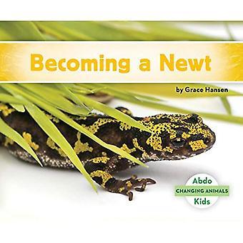 Att bli en Newt (ändra djur)