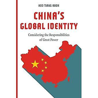 Identidad Global de China: teniendo en cuenta las responsabilidades de gran potencia