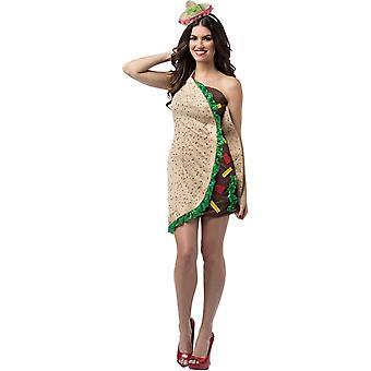 Taco Female Costume