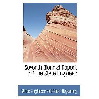 تقرير فترة السنتين السابعة مهندس الدولة من قبل المهندسين مكتب & وايومنغ & الدولة