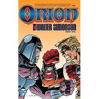 オリオン・バイ・ウォルト・サイモンソンの本を1つずつのウォルト・サイモンソンブックワン