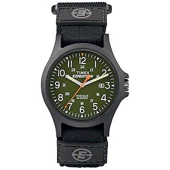 Timex Expedition Acadia Scout vert cadran TW4B00100 Watch