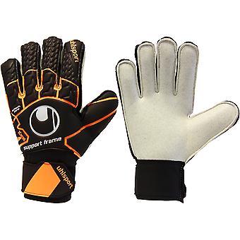 UHLSPORT SOFT RESIST SUPPORTFRAME JUNIOR Goalkeeper Gloves