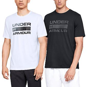 Under Armour Mens 2019 UA Team Issue Wordmark SS T-Shirt