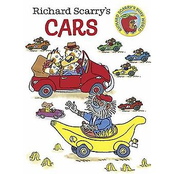 Richard Scarry's Cars by Richard Scarry - 9780385389266 Book