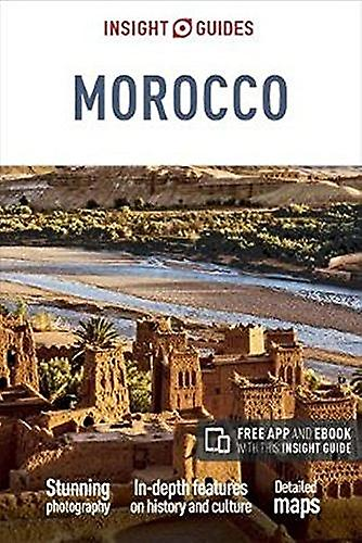 Insight Guides Morocco by Insight Guides - 9781786716378 Book