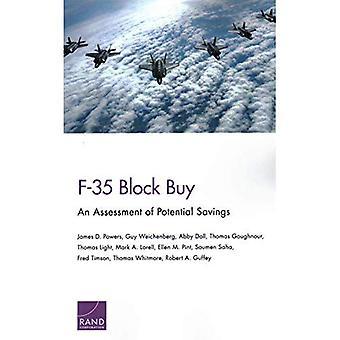 F-35 Block Buy: An Assessment of Potential Savings