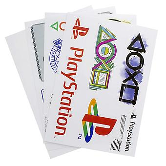 PlayStation gadget Decals herbruikbare stickers