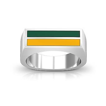 University of San Francisco Ring In Sterling Silver Design by BIXLER