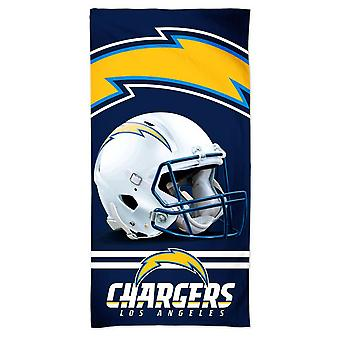 Wincraft NFL Los Angeles Chargers 3D Strandtuch 150x75cm