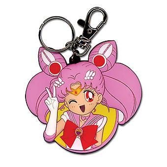 Key Chain - Sailor Moon - New Chibi SD Moon Gifts Toys Anime Licensed ge36516