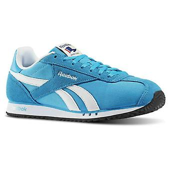 Reebok Womens Royal Alperez Dash Suede Low Top Lace Up Running Sneaker