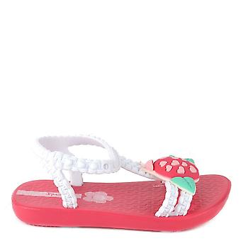 Ipanema Baby My First Ladybird White Sandal