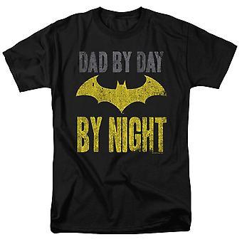 Papa by Day Batman Men-apos;s T-Shirt