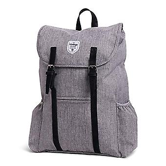 Vintage Twin Tone - Adventurer Backpack - 44 cm - 23 l - gray