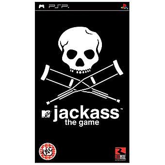 Jackass The Game (PSP) - Uutena